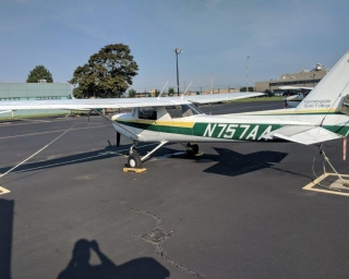 airplane for auction